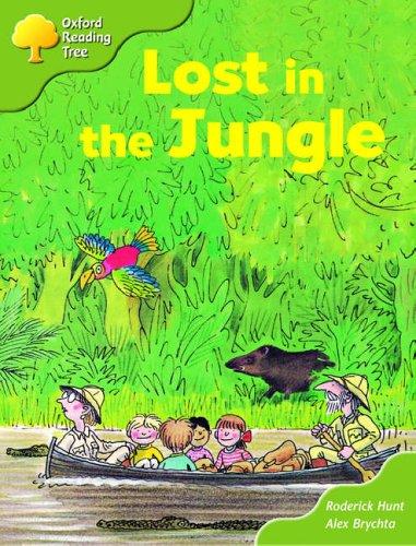 lost in the jungle english essay